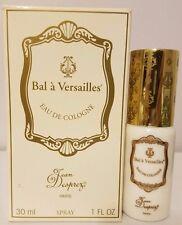BAL A VERSAILLES JEAN DESPREZ 1.0 FL oz / 30 ML Eau De Cologne Spray New In Box