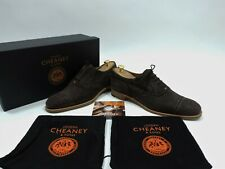 New Church's Cheaney Mens Shoes Brogues UK 9.5 US 10.5 EU 43.5 F Waxed Suede