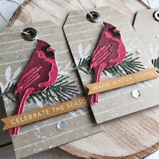 Cardinal Metal Cutting Dies Stencil DIY Scrapbook Album Paper Card Craft Die Cut