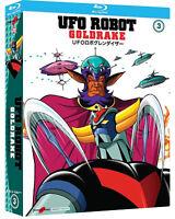 UFO ROBOT GOLDRAKE BOX 3 (3 BLU-RAY) SERIE TV Yamato Video
