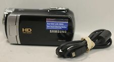 """Samsung HMX-F90 HD Camcorder with 52x Optical Zoom, 2.7"""" LCD Bundle Kit"""