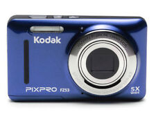 "Kodak FZ53-BL Point and Shoot Digital Camera with 2.7"" LCD, Blue"