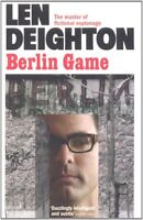 Berlin Game (Panther Books) by Len Deighton
