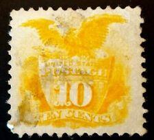 Us stamps 19th century usef scott 116 Vf/XF sound