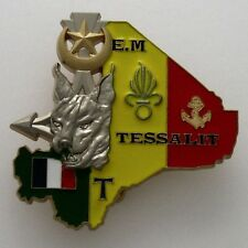 INSIGNE 2 REP - TESSALIT OPERATION SERVAL - FRENCH FOREIGN LEGION ETRANGERE