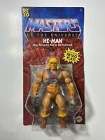 2020 Masters of the Universe Origins Walmart He-Man Battle Figure MOTU  IN HAND!