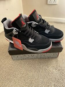 Nike Air Jordan 4 Cement Size UK 9