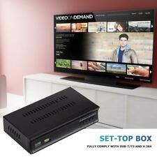 DVB-T/T2 H.264 TV Receiver 3D Digital MPEG-4 PVR Video HD 1080P EPG Set-top Box