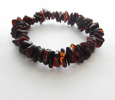 bracelet Sold by manufacturer. Ta-111 Beautiful color Baltic Amber cherry