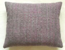 """Designers Guild Cushion Cover RUSKIN - Thistle - Modern Tweed Design 20"""" x 16"""""""