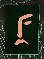 FLEETWOOD MAC 1987 SHAKE THECAGE U.S. TOUR CONCERT PROGRAM BOOK / NMT 2 MT