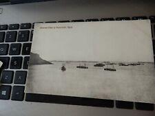 More details for postcard  p7 j21  royal navy channel fleet waternish skye