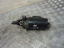 AUDI A4 se Quattro B6 2.5TDI V6 02 AKE Motor Arranque 05991023 H Bosch 0001109021