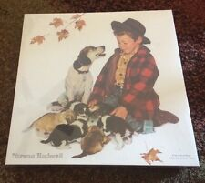 SEALED Hoyle Norman Rockwell Pride of Parenthood 550 Piece Puzzle