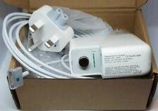 60W Mag Safe 2 Cargador Adaptador de corriente Apple Mac Boo Pro A1425 A1502 A1465 tpin UK