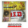 KIT TRASMISSIONE CATENA DUCATI 998 MONSTER S4RS-S4R '06-'08 DID 525 VX-RING ORO