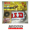 KIT TRASMISSIONE CATENA DUCATI 796 HYPERMOTARD '10-'12 DID 525 VX-RING ORO PROMO