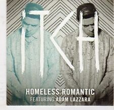 (EJ978) Itch, Homeless Romantic ft Adam Lazzara - 2013 DJ CD