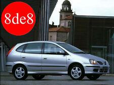 Nissan Almera Tino (2001) - Workshop Manual on CD