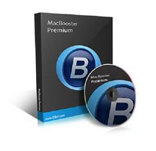 IObit Macbooster Premium 1 Yr 5 PC speed up and fine tune your OS X Macintosh