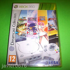 DREAMCAST COLLECTION NUEVO Y PRECINTADO PAL ESPAÑA XBOX 360