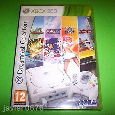 DREAMCAST COLLECTION NUEVO Y PRECINTADO PAL ESPAÑA XBOX 360