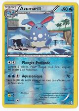 Azumarill Reverse-N&B-Frontieres Franchies-37/149-Carte Pokemon Neuve France