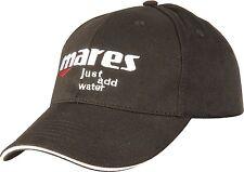 Mares Base Cap - Sandwich Cap Baseball Cap Mares Kappe schwarz
