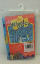 THE WIGGLES WINDOW VALANCE DRAPE CURTAIN NEW In Package HTF NIP