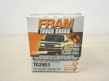 FRAM TG2951 TOUGH GUARD ENGINE OIL FILTER, CHEVY, 2.5L, FREE S&H