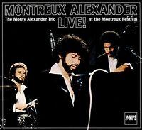 Alexander Trio Monty - Live At Montreux [New CD]