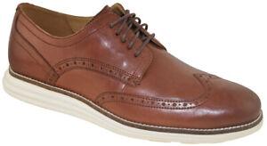 Cole Haan Men's OriginalGrand Wingtip Oxford Brown Style C26471