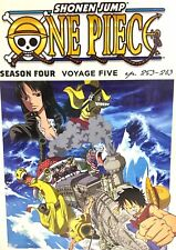 One Piece: Season 4, Voyage Five Anime 2013 DVD Set New