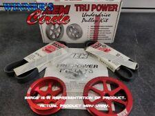Closeout: AEM 23-7018R Tru-Power Pulley Kit for Honda Accord 4-Cyl 94-02
