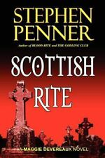 Scottish Rite: A Maggie Devereaux Mystery (#1) (Paperback or Softback)