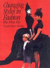 Changing Styles in Fashion: Who, What, Why