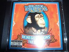 Black Eyes Peas Renegotiations The Remixes CD – Like New