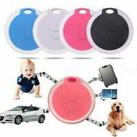 Mini GPS Tracker Kinder Hunde Car Echtzeit-Tracking Wasserdicht Smart Alarmgerät