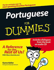 Portuguese For Dummies by Karen Keller (Paperback, 2006)