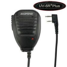 Haut Parleur Mic Originel Baofeng *UV-5R+ Plus* Dual-Band Ham 2-way Radio