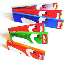 Swan Zigarettenpapier Kingsize Long Papes Probierset gemischter 6er 5mm Small&KS