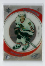 2005-06 UPPER DECK ICE DUNCAN KEITH #148 LEVEL 4 ROOKIE CARD 292/2999! CHICAGO!
