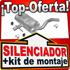 Silenciador Intermedio VW GOLF III VENTO 2.0 GTI 16V 2.8 VR6 1991-1998 EEU