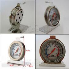 Hot Stainless Steel Oven Cooker Thermometer Temperature Gauge Good Quality 300ºC