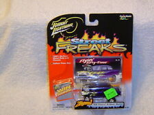 JOHNNY LIGHTNING STREET FREAKS ZINGERS 55 CHEVY 2 DOOR SEDAN #20