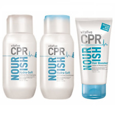 Vita 5 CPR Nourish Hydra-Soft Shampoo & Conditioner 300ml + Moisturiser 150ml