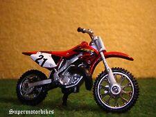 1:32 Honda CR 125 R Rot 21 / 00125