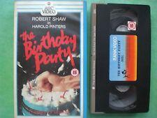BIRTHDAY PARTY  (HAROLD PINTER) (ABC / RANK PRE-CERT)   -  RARE & DELETED