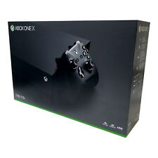 Xbox One X 1TB Console Open Box  - Good Retail Box [Factory Refurbished]