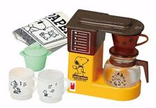 """RE-MENT """"Snoopy's Retro Kitchen #1- Morning Coffee,1:6 Barbie food miniature"""